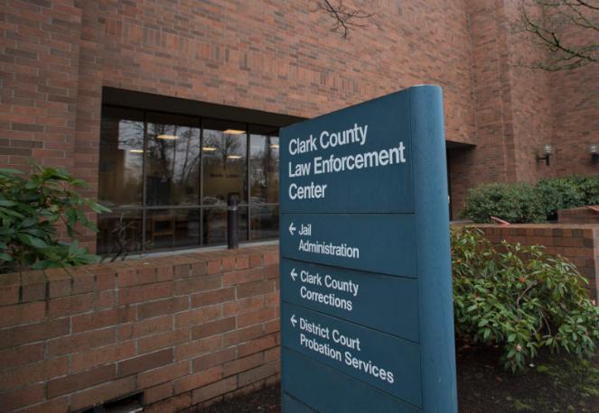 clark county jail roster vancouver washington